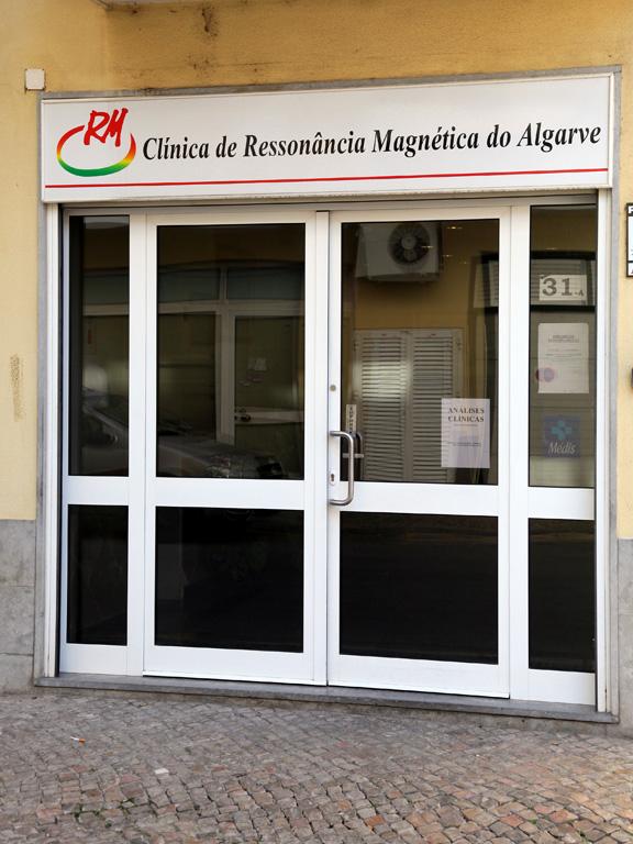 CRMA – Clínica Ressonância Magnética Algarve